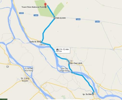 Day_Three_Sa_Dec_to_Tram_Chim_69.5km