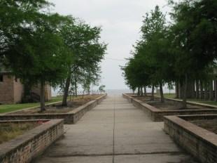 Path to beach and Lake Pontchartrain