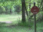 """Doesn't this sign just scream - """"defy me...."""""""