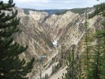 Now I see why they call it Yellowstone!