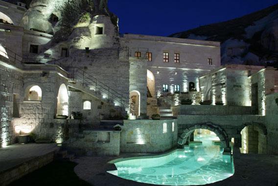 Anatolian Houses Hotel Cappadocia Luxury Hotel