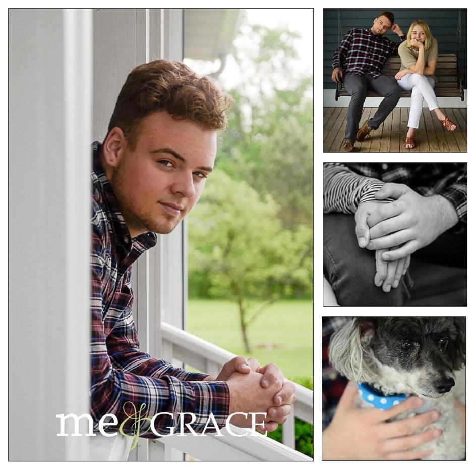 Dawson Photo Collage