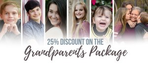 Discount on Grandparents Package