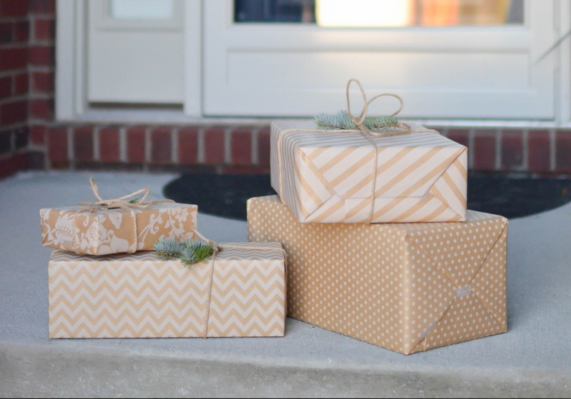 christmas packages on doorstep, Making faith practical, long distance family, Babs Mullinax, me and grace, me & grace, caring for your family, ideas for family, Bible study, encouragement from the Word, understanding Scripture