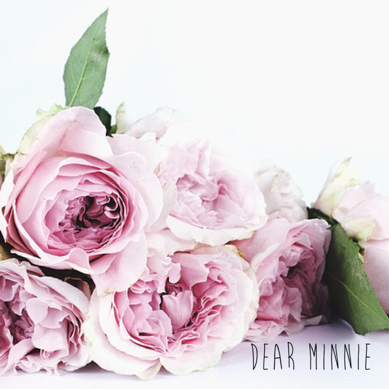Dear Minnie| 11.13.16