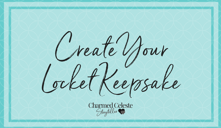 create an Origami Owl Living Locket in 5 easy steps