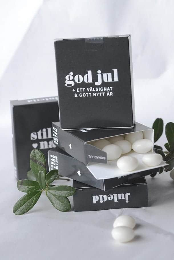Tablettask: God jul
