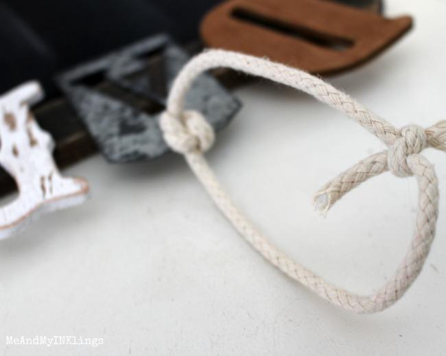 Dad Frame Rope Hanger