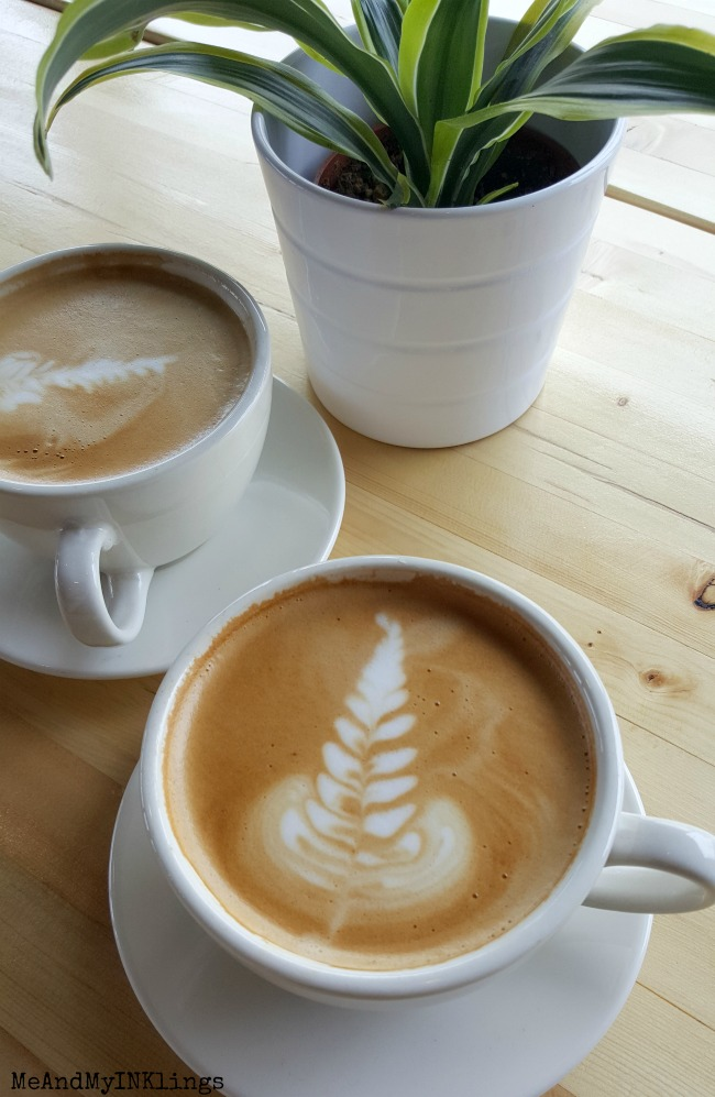 Legends Coffee Latte
