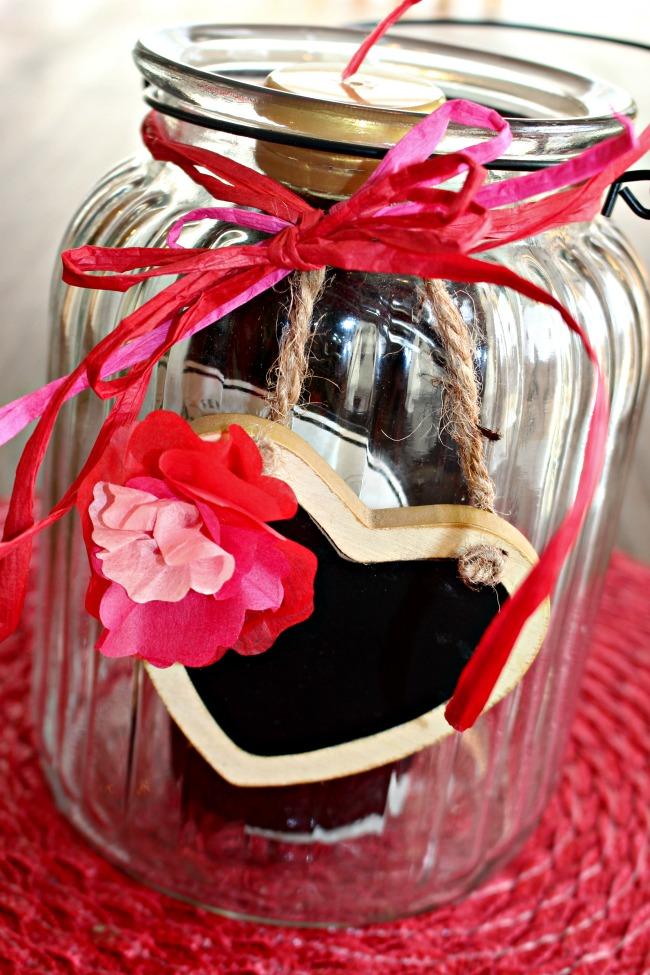 Jar Gift Valentine World Market