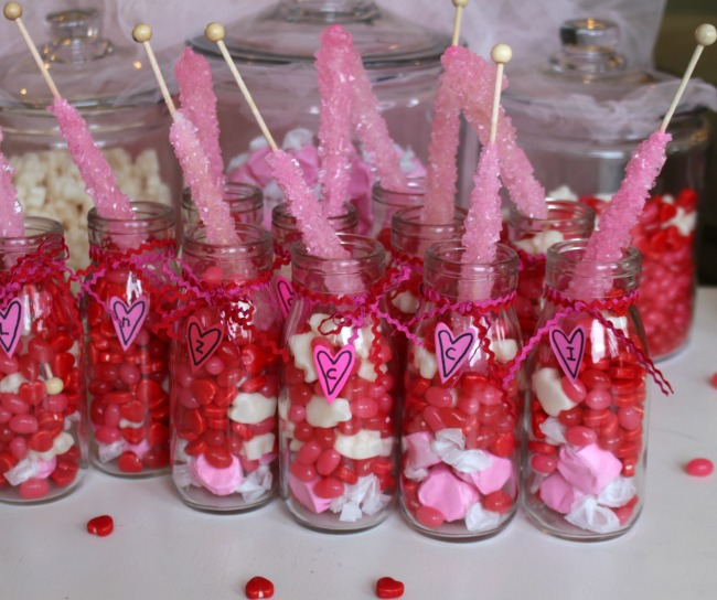 Cupid Candy Jars Oriental Trading