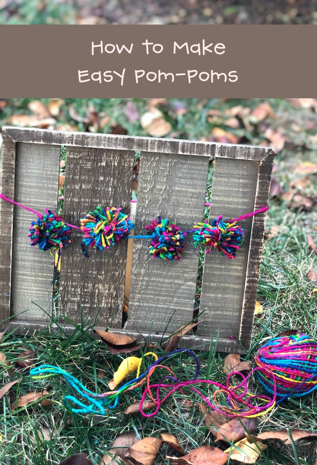 How to Make Pom-Poms