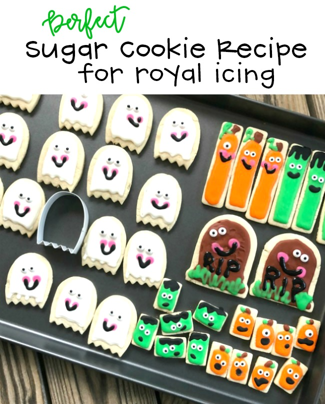 Perfect Sugar Cookie Recipe