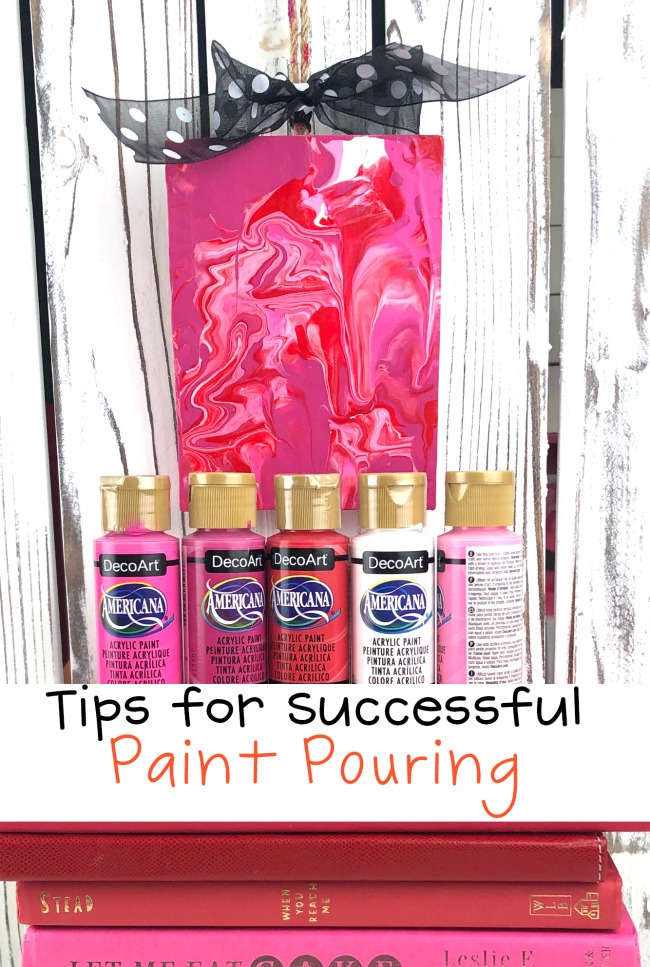 Tips for Successful Paint Pouring