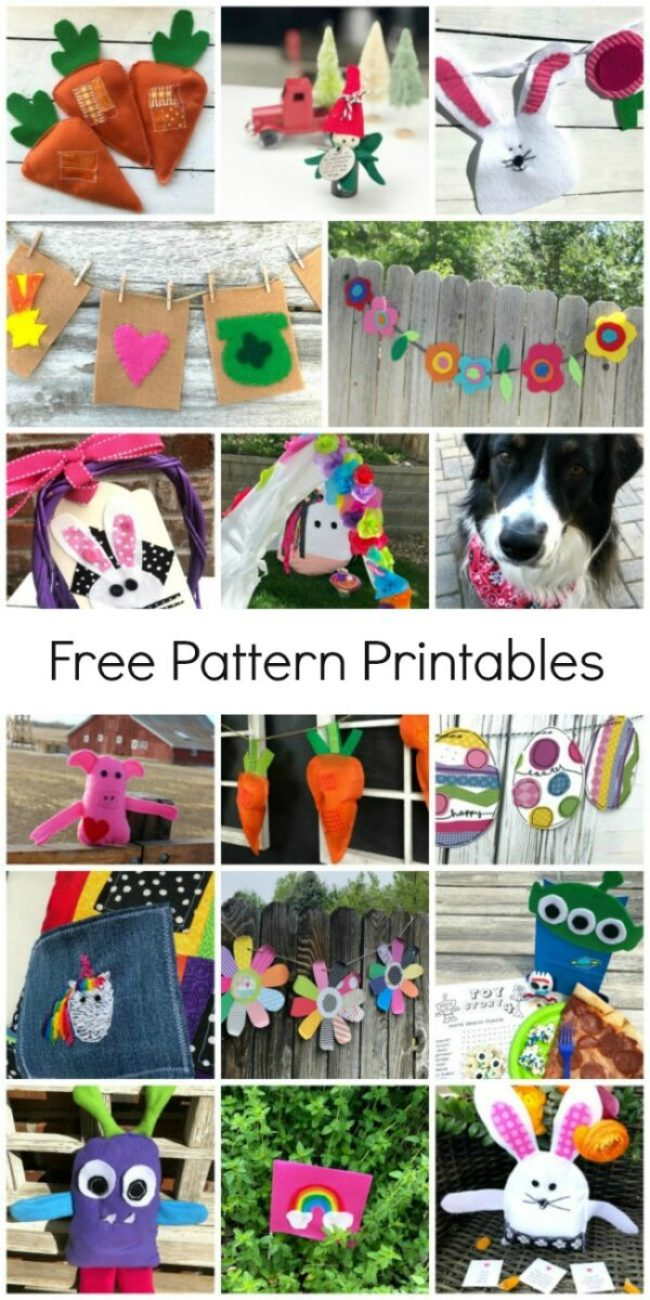 Free Patterns for Crafting Laura Kelly Printable Library