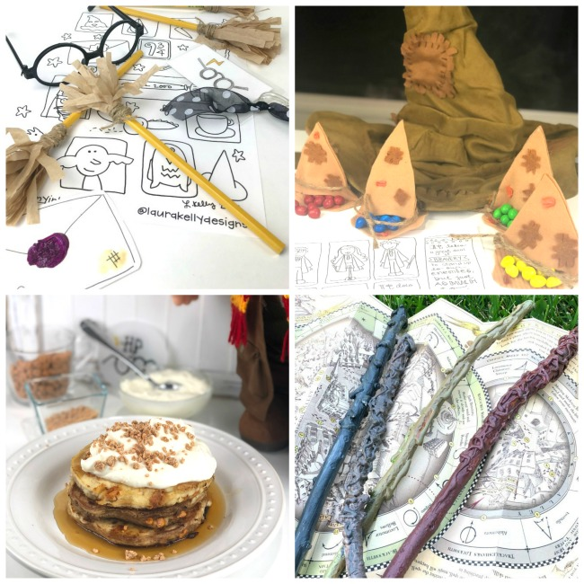 Harry Potter DIYs Laura Kelly Designs