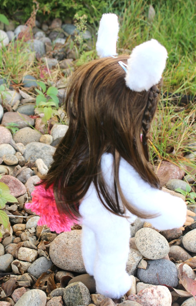 American Girl Bunny Costume