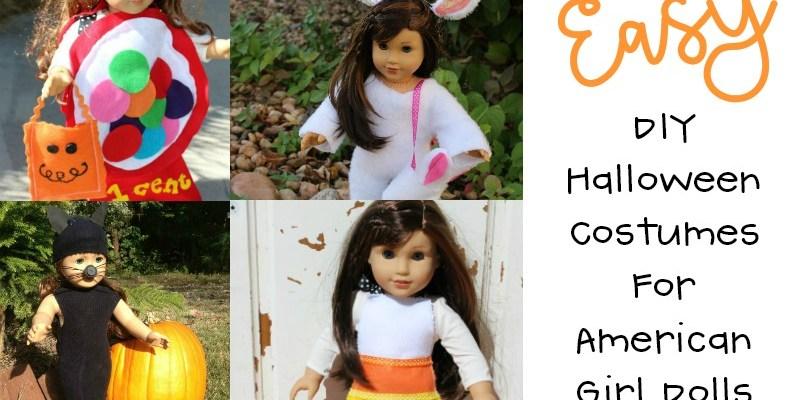 American Girl Doll Halloween Costume Ideas