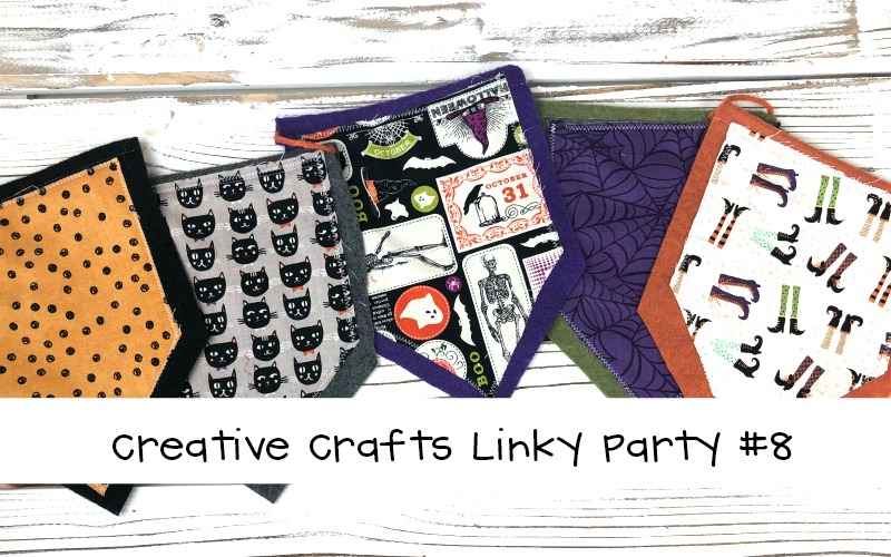 Creative Crafts Linky Party Edition 8