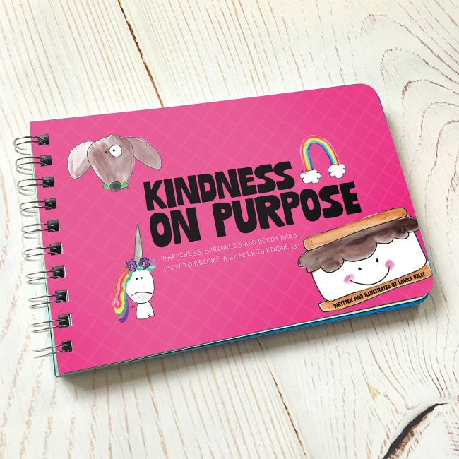 Kindness on Purpose Laura Kelly