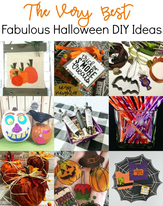 Nine Halloween Craft Project Ideas Creative Crafts