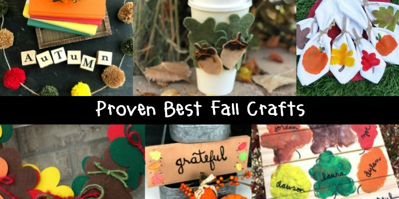 Best Proven Fall Crafts