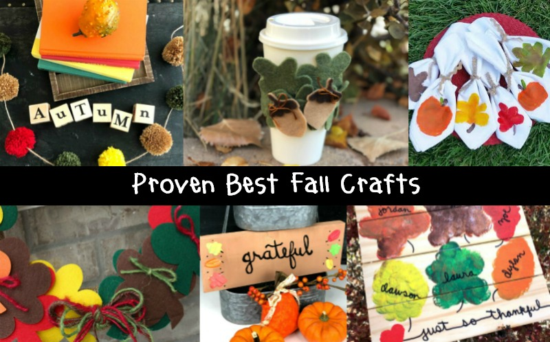 Proven Best Fall Crafts