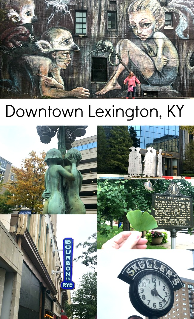Lexington Kentucky Downtown