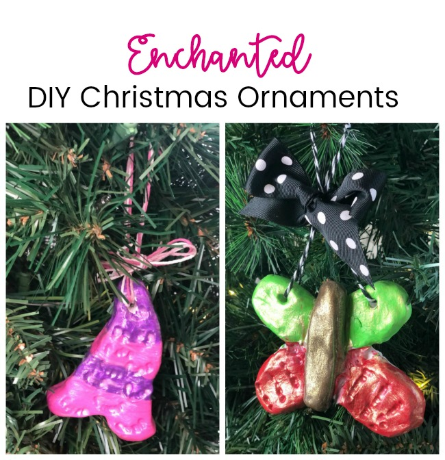 DIY Enchanted Ornaments