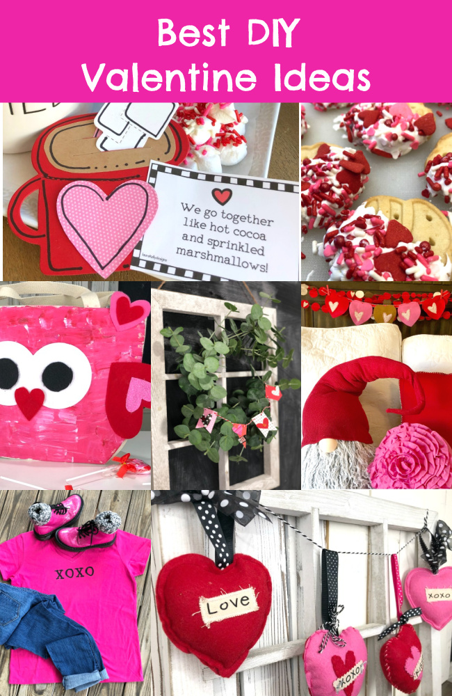 Best DIY Valentine Ideas