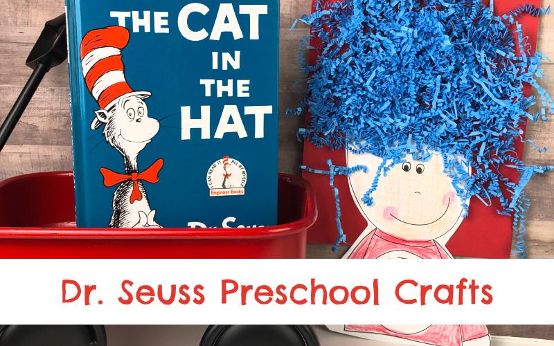 Preschool Dr. Seuss Craft
