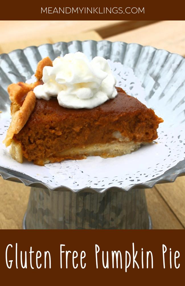 Pumpkin Pie Recipe Gluten Free Dairy Free (1)