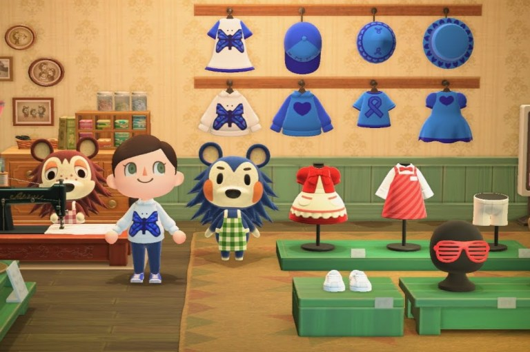 Eight new clothing designs on display