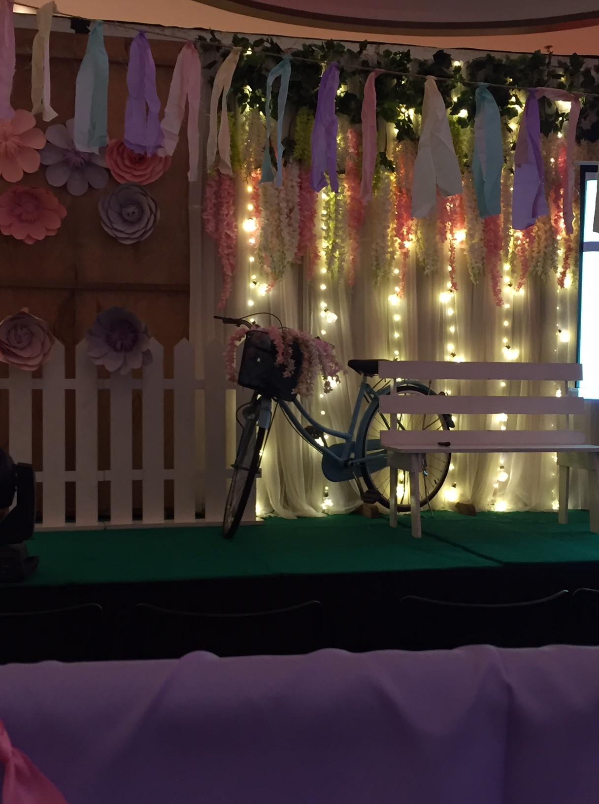 BDJ Launchweekend_Stage set-up