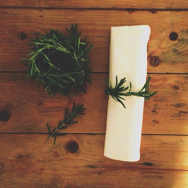 rosemary wreath instagram tips