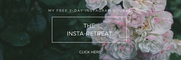 the insta-retreat