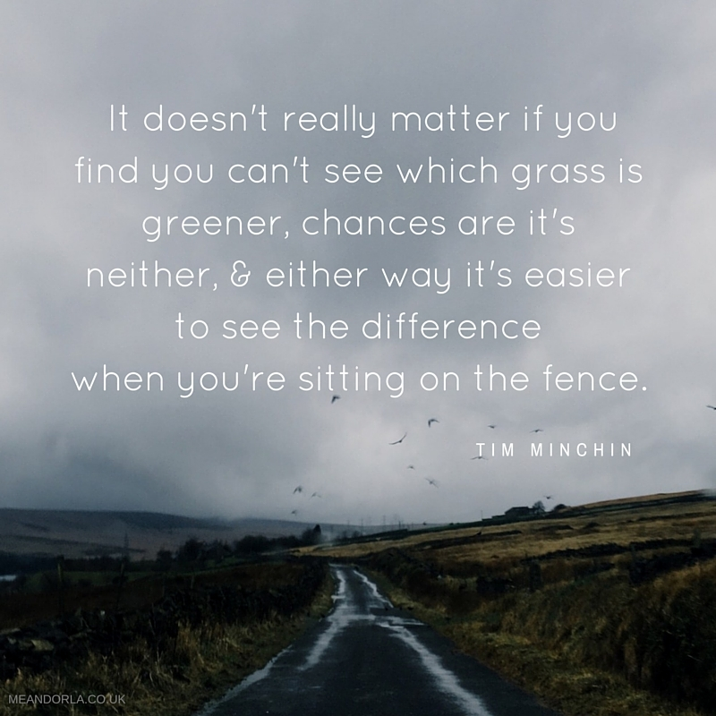 the fence tim minchin