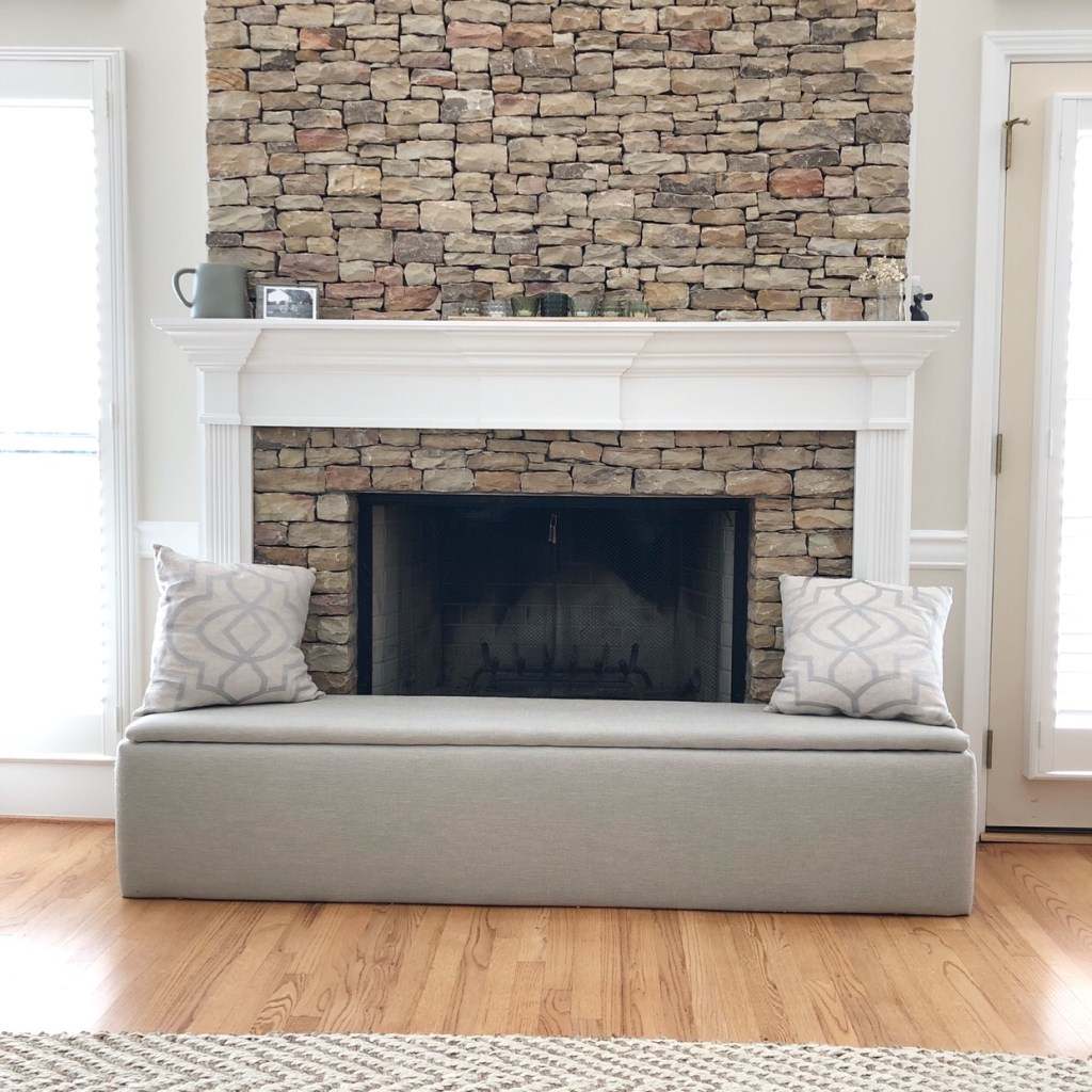 How To Make A Fireplace Hearth Cover Diy Stylish And Safe
