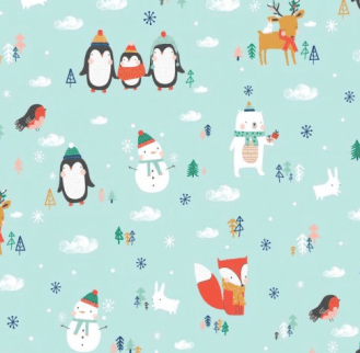 Dashwood Studios Festive Friends
