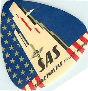 SAS USA award tickets