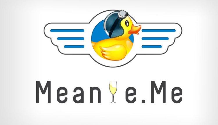 Meanie.me logo