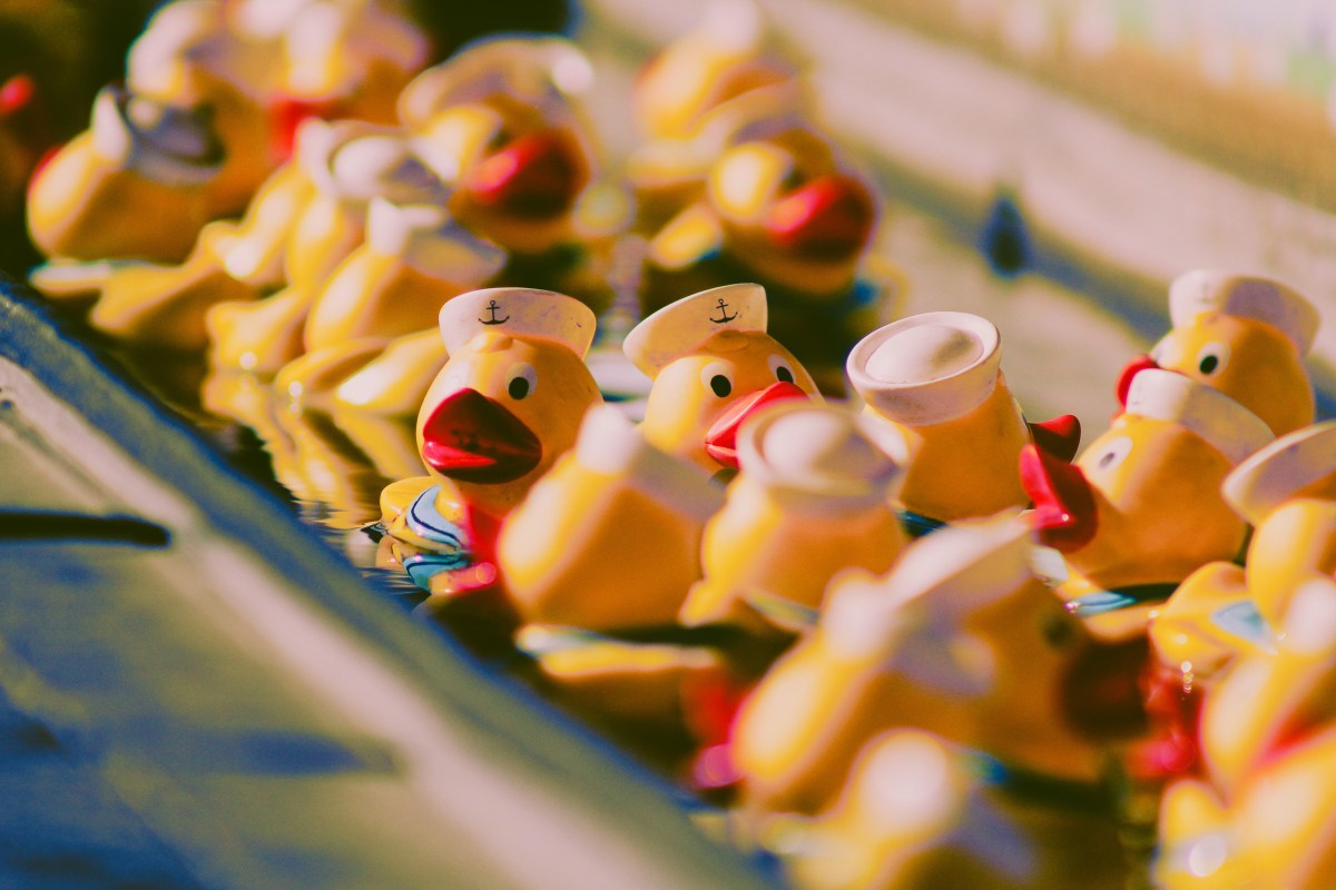 Jealous Salespeople:  Don't be a Duck