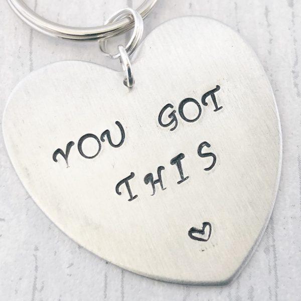 You Got This Keyring Gift