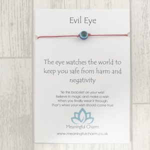 Evil Eye Bracelet, Wish Bracelets, Evil Eye Jewellery, Gifts under £5