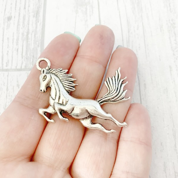 Horse Charms, Large Charms, Jewellery Making, Wholesale Charms, Bulk Charms