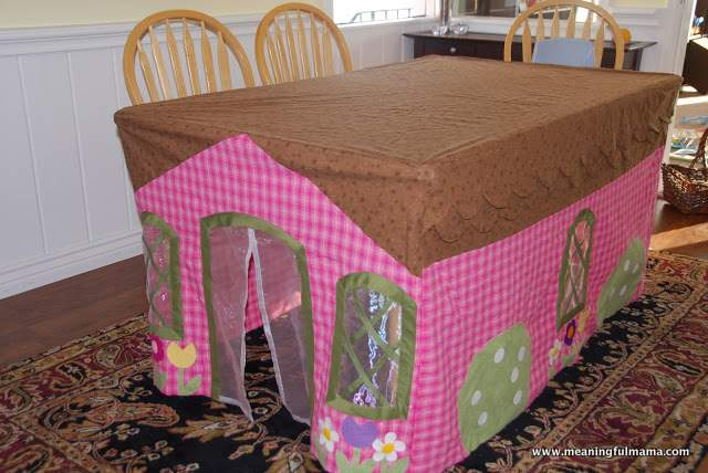 1-table cloth fort table