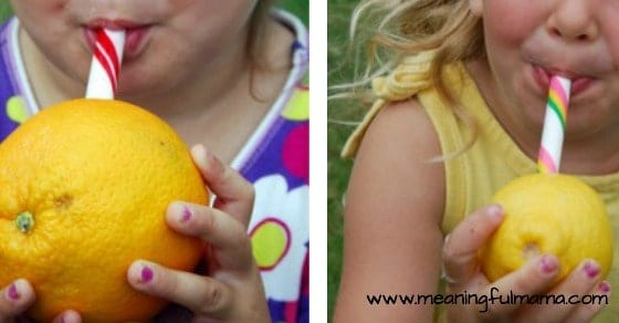 lemon candy stick straws Facebook