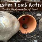 Easter Tomb Activity Teaches the Resurrection