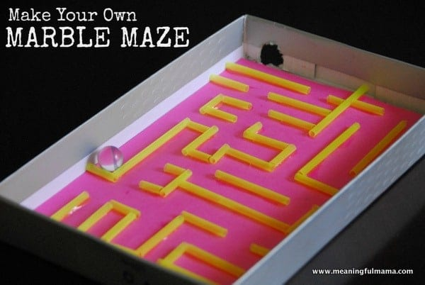 1-#marble maze #DIY #craft kids-044