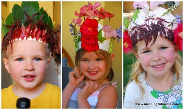 1-#nature #crown #craft #esther #courage